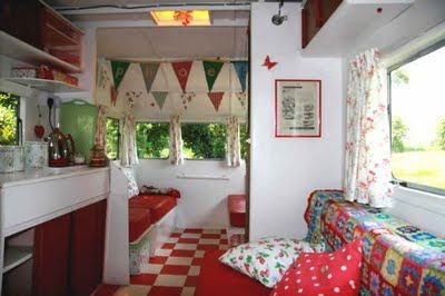 {the thrift collection}: {vintage caravans}