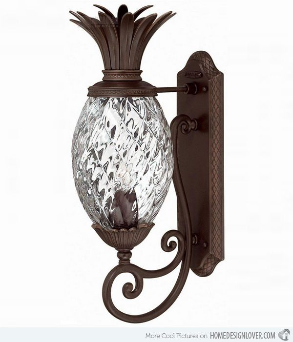 Outdoor Wall Light Accessories: 17 Timeless Style Of Traditional Wall Sconces