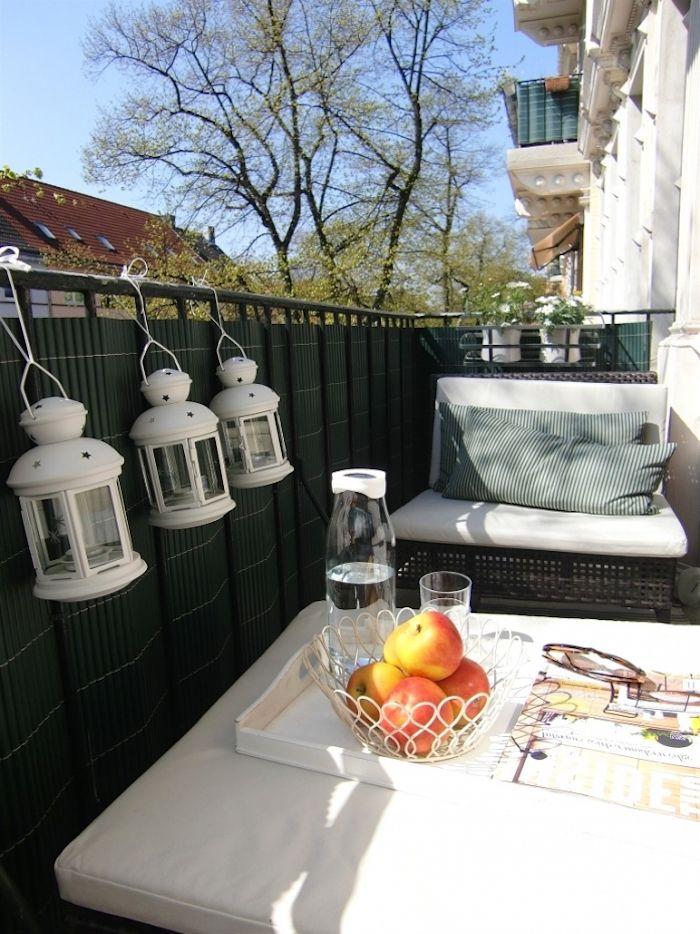 1001 Idees Amenager Balcon Etroit Deco Balcon Amenager Balcon