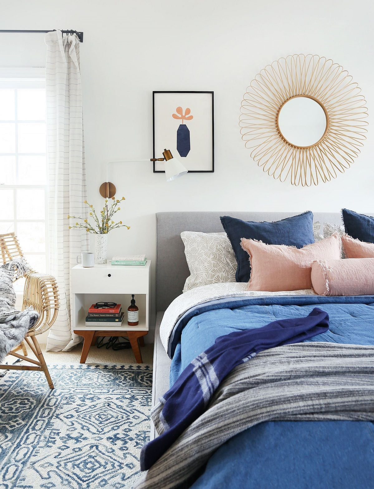 Modern Meets Traditional 10 Bedroom Decor Tips Bedroom Decor