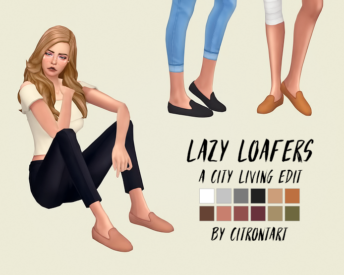 City Living S Loafers Edited Loafers Are Basically My