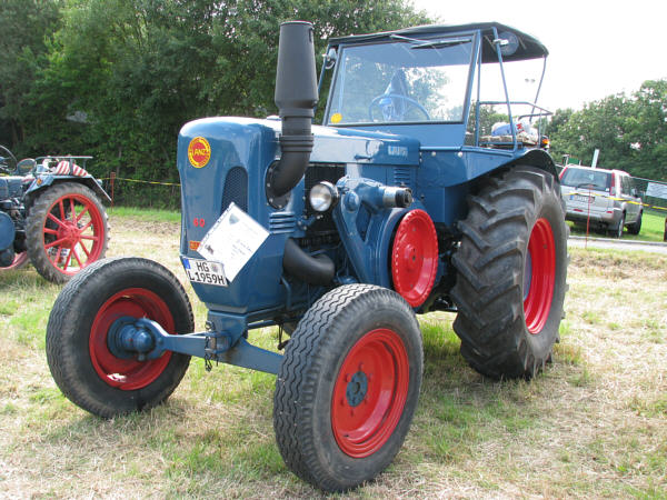 Lanz Bulldog D6016 Traktoren Lanz Bulldog Nutzfahrzeuge