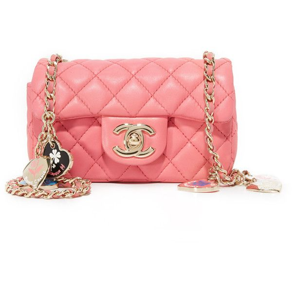 8b7a320a121f What Goes Around Comes Around Chanel Mini Valentine Bag Previously...  ( 3