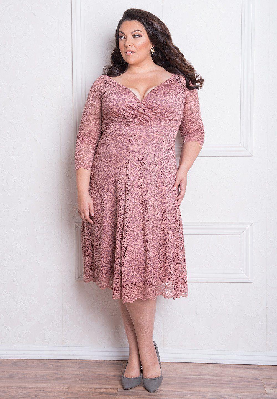 Francesca Lace Dress | Vestiditos