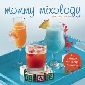Agree--great shower gift!--->Mommy Mixology - A Cocktail for Every Calamity (great shower gift idea) Hilarious gift book.