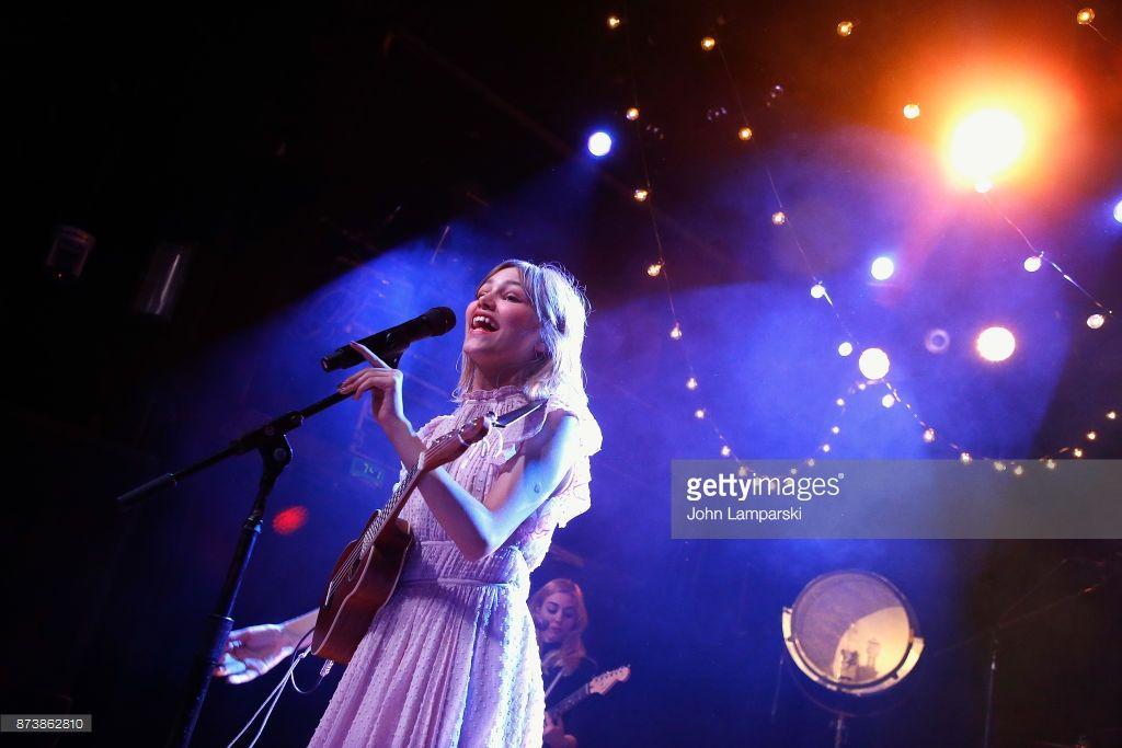 Grace Vanderwaal In Concert New York City Grace Vanderwaal Concert Irving Plaza