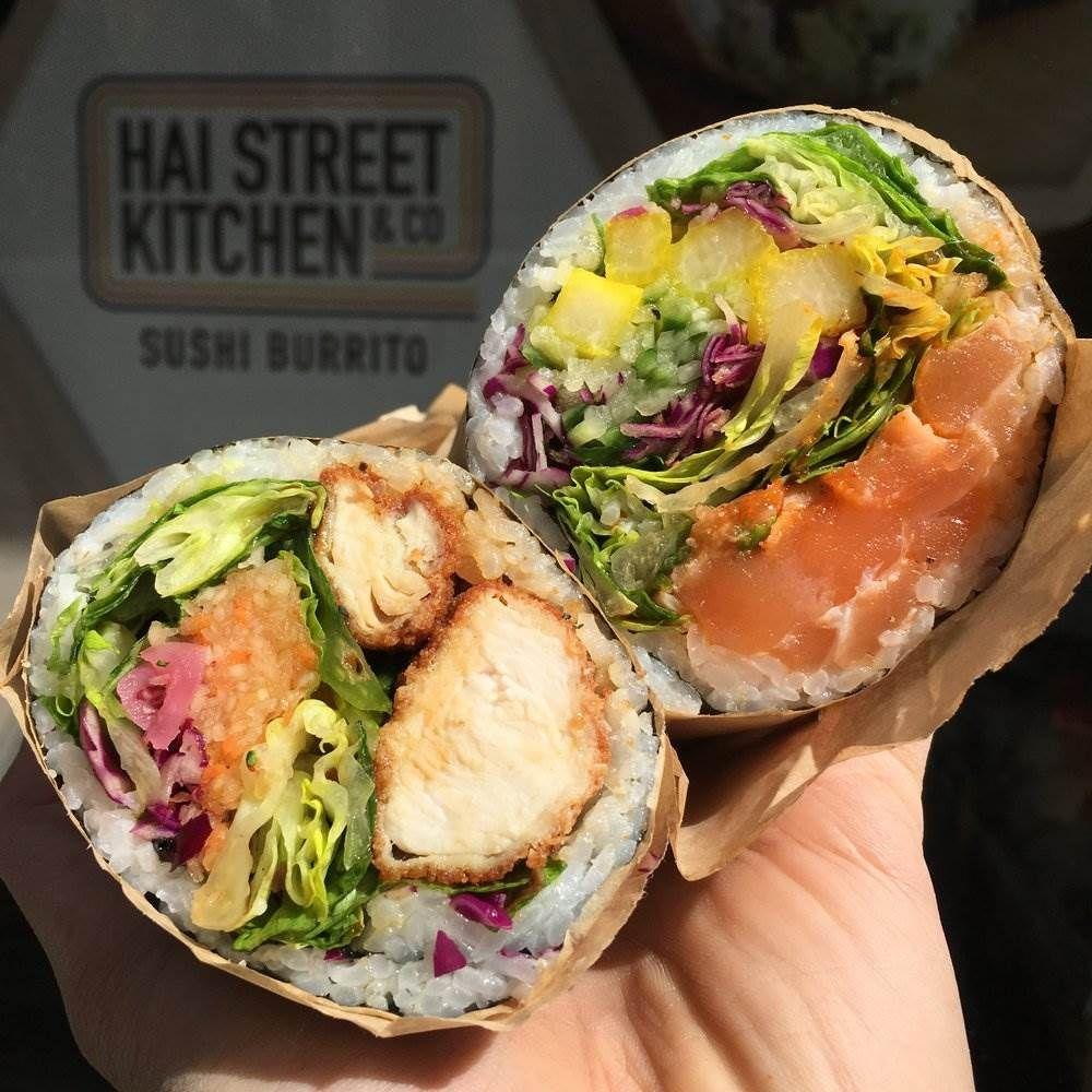 Hai Street Kitchen Nyc Food Food Ny Food