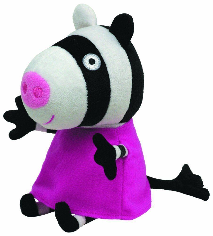 Peppa Pig Peppa Danny Dog Plush With Images Peppa Pig Plush