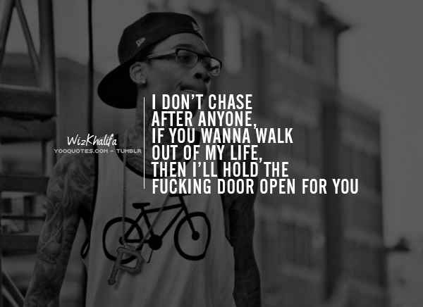 walk out of my life quotes