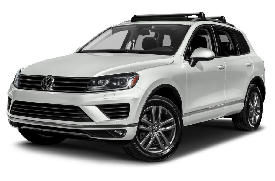 Research the 2017 Volkswagen Touareg MSRP, invoice price