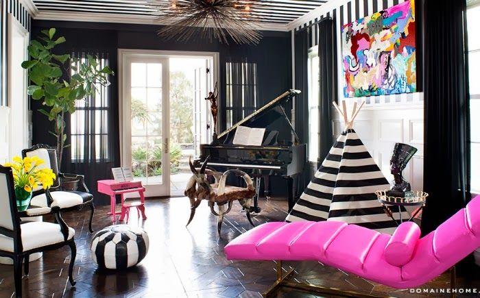 Kourtney Kardashian's Home Style | Welcome Home | Home ...