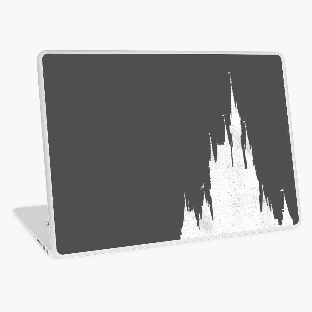 Magic Castle Silhouette Vintage Macbook Air 13 2015 By Fandomtrading Castle Silhouette Magic Castle Laptop Skin