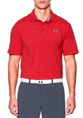 Polo pour Homme Under Armour Wales RU