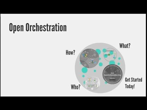 Welcome to OpenOrchestration.Org