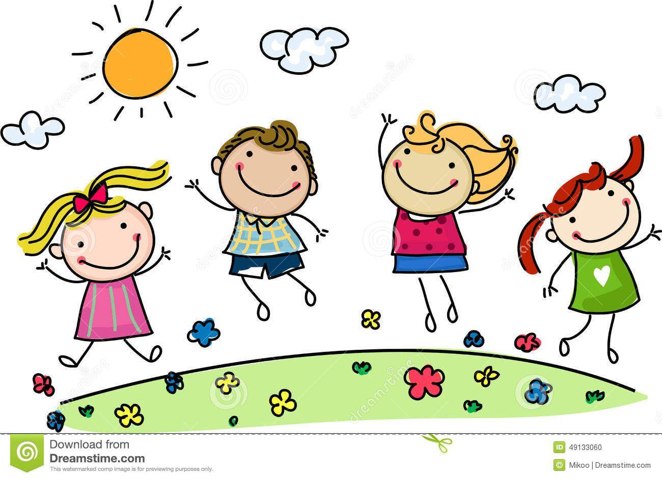 Jongen Meisje Google Zoeken Nino Jugando Dibujo Dibujo De Munecos Ninos Dibujos Animados