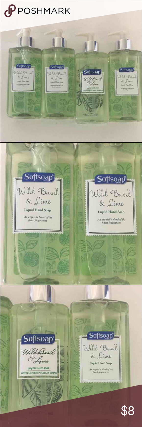 SoftSoap Hand Soap Bundle of 4 SoftSoap Hand Soap Bundle of 4 Soft Soap Other
