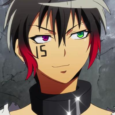 The Numbers ナンバカ ;; Nanbaka Cute anime guys, Anime icons