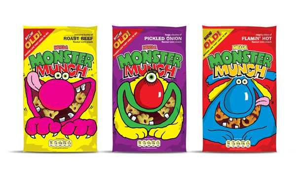 More Monster Munch