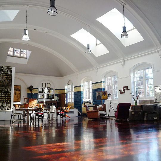 Renovation Education: A School Turned Apartment