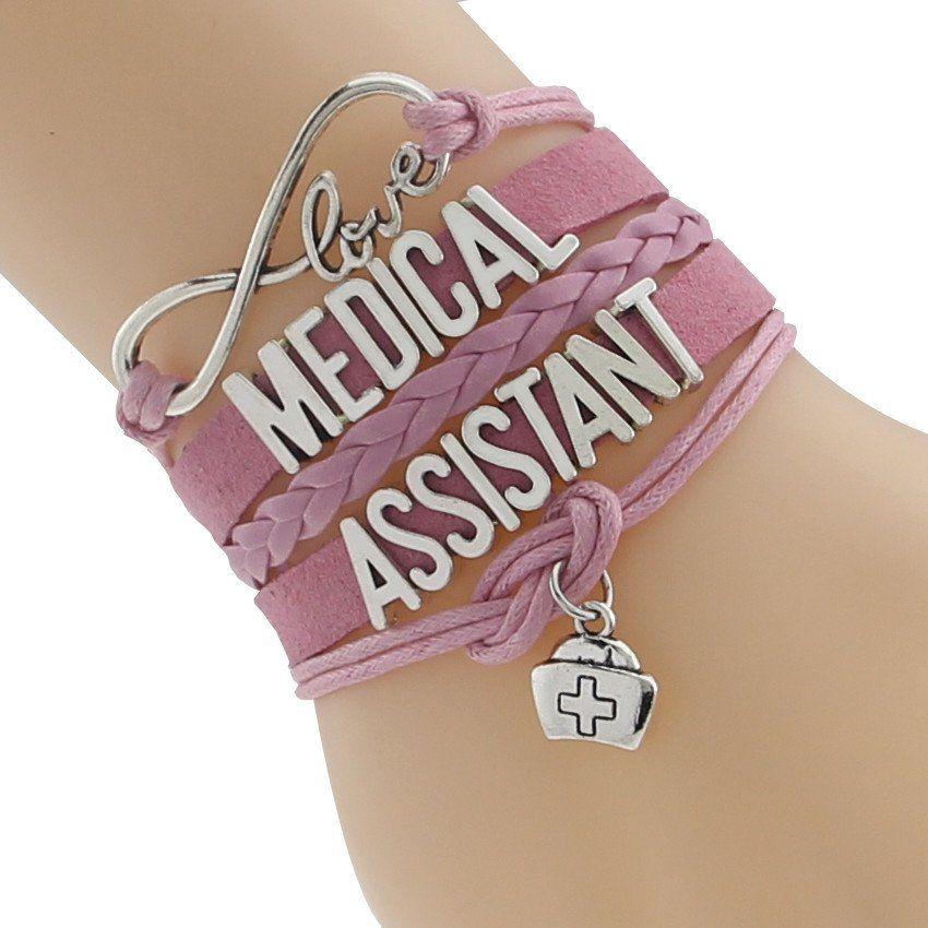 Medical assistant bracelet medical assistant medical