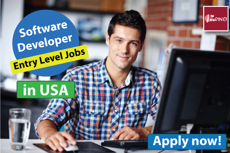 Find Job Opportunities in usa for Software Developer Entry