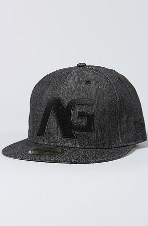 aac3e4252e8af The Crankcase New Era Hat in Black