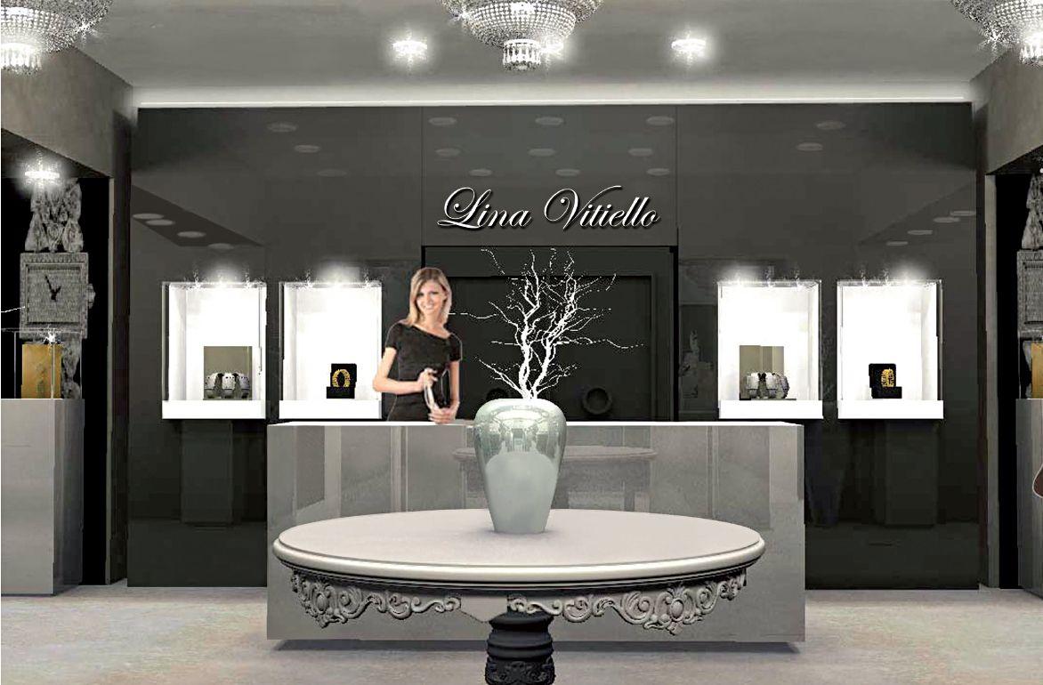 Classico Contemporaneo: gioielleria Lina Vitiello, Pompei (NA) Contemporary Classic: Lina Vitiello jewelry, Pompei (NA) #DentroLeMura