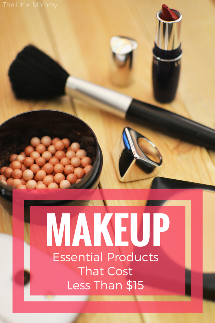 7 essential makeup products that cost less than $15
