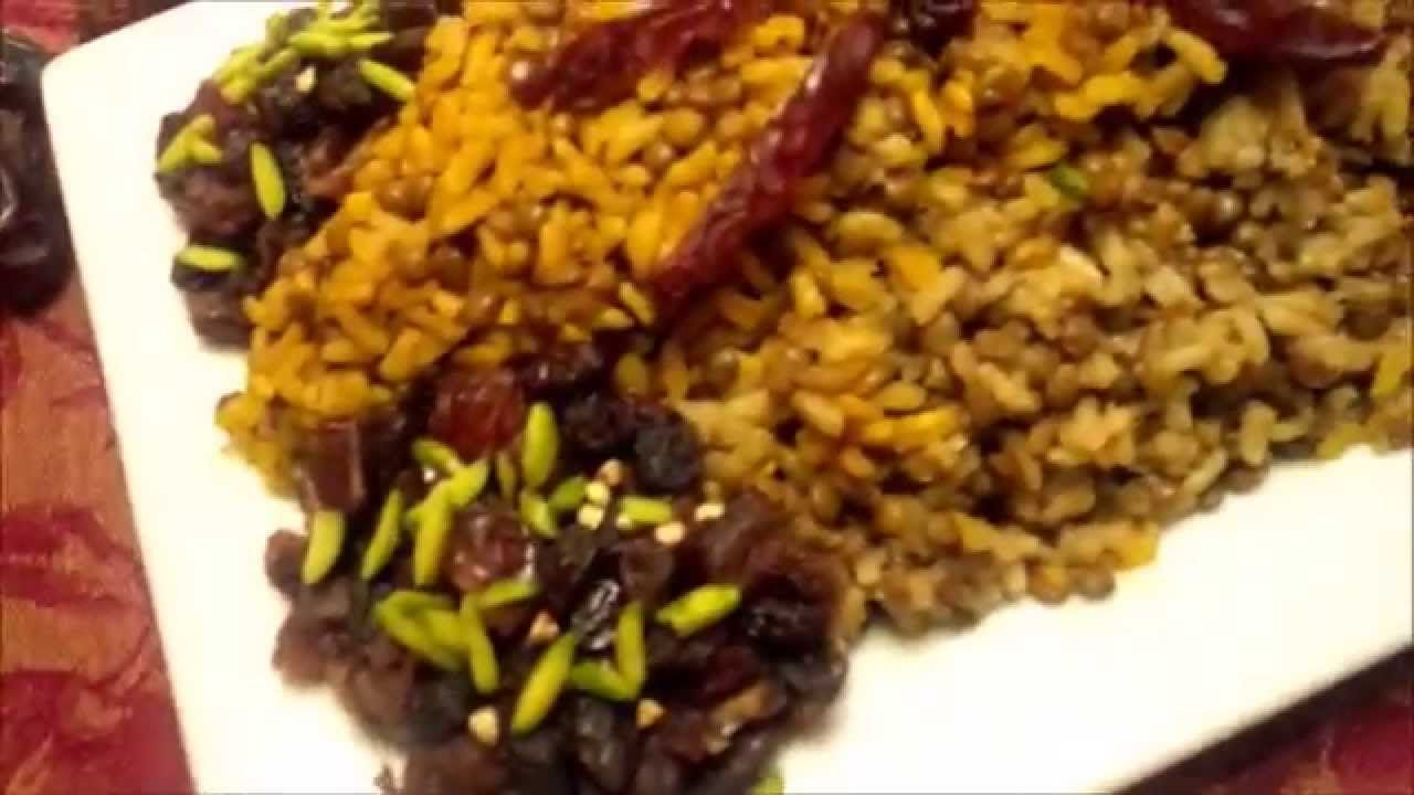 Adas polopersian dish hclf vegan recipe youtube rice adas polopersian dish hclf vegan recipe youtube forumfinder