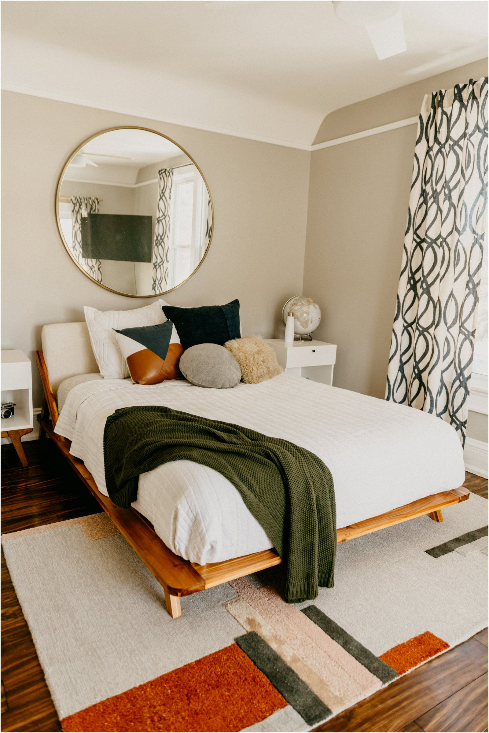 west elm master bedroom spring decor refresh home decor on home interior design bedroom id=64767