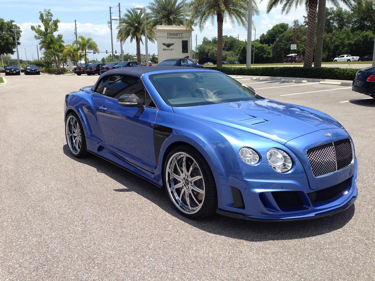 for cars continental sale speed startech gtc on bentley jamesedition gt