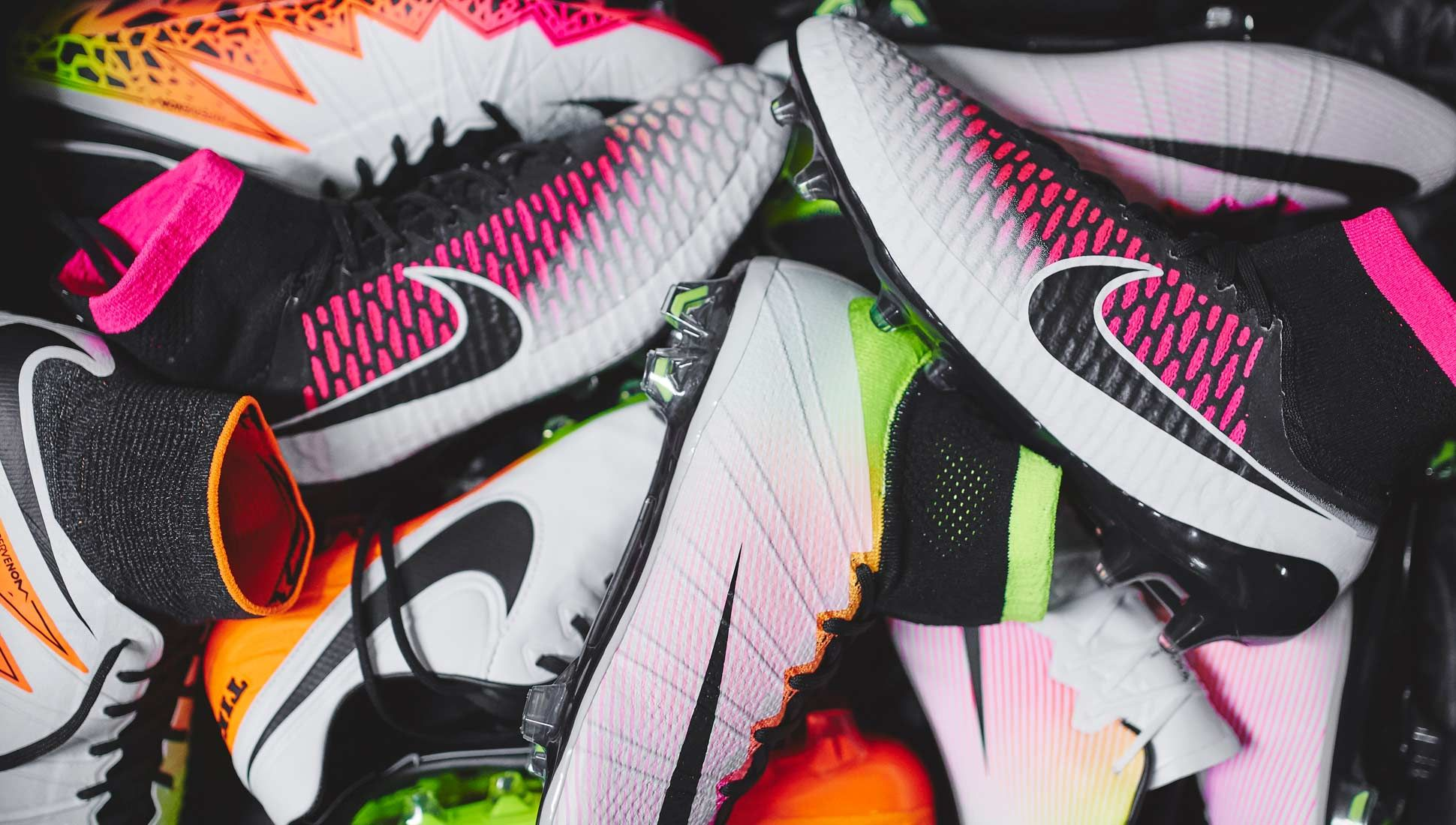 various colors a03ed ab17b Closer Look   Nike Radiant Reveal Pack
