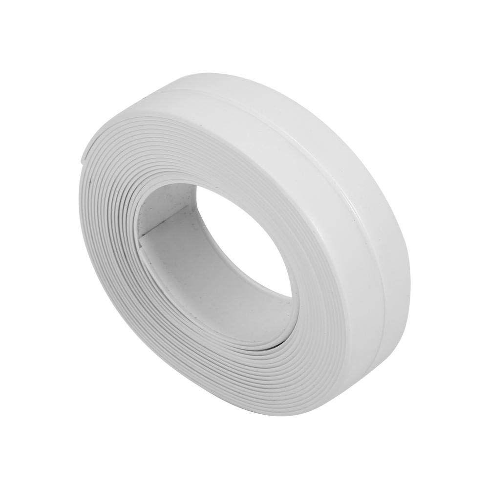 Bad Wand Dichtband 3 Farben 3 2 Mt Lange Selbstfixierende Silikonband Fur Badezimmer Dusche Wc 22mm 3 2m Weiss In 2020 Basin White Seal White Kitchen