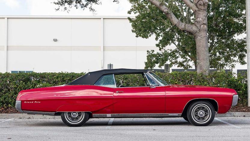 1967 Pontiac Grand Prix Convertible L132 Kissimmee 2020 Pontiac Pontiac Grand Prix Pontiac Cars