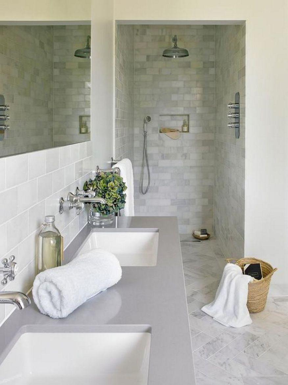 122 modern small bathroom tile ideas  roundecor  modern