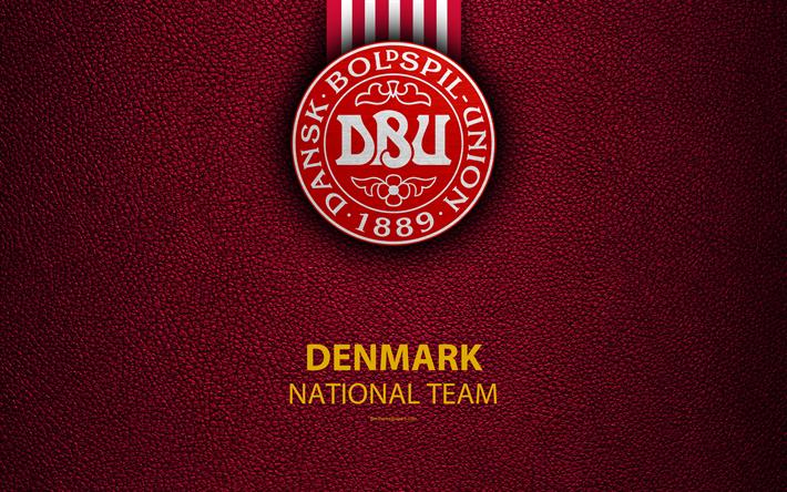 Herunterladen Hintergrundbild Danemark Fussball