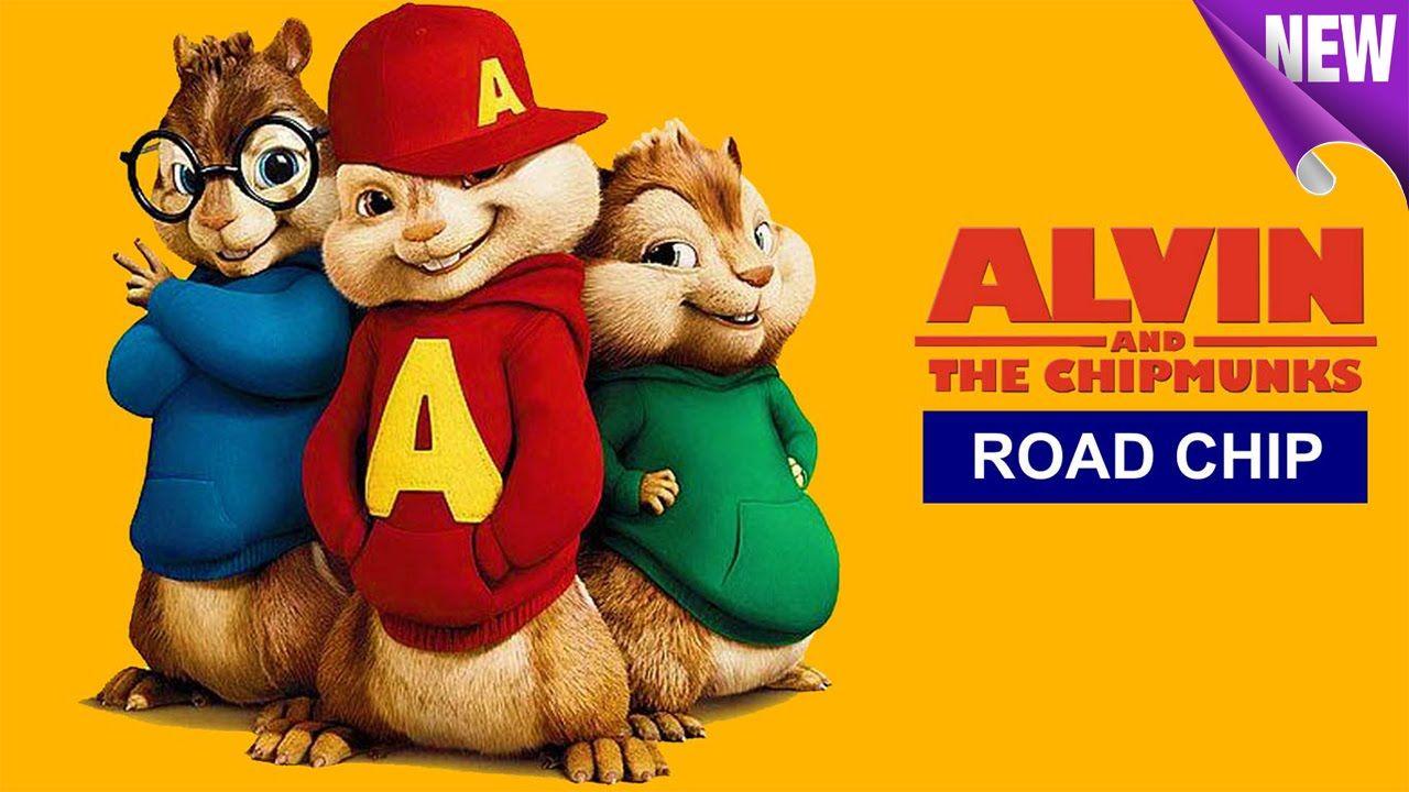Элвин и бурундуки 4 (2015) | Трейлер (Alvin and the Chipmunks: The Road ...