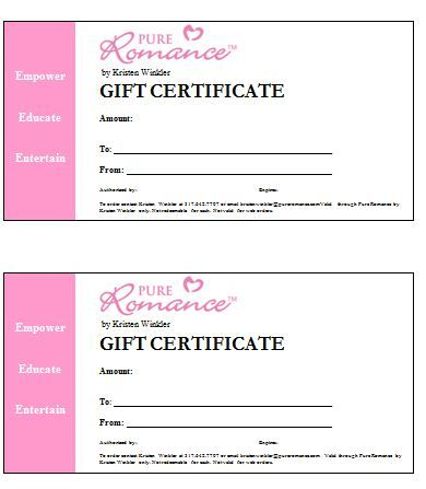 gift certificate award template , Points to Note of Choosing Best - gift certificate template pages