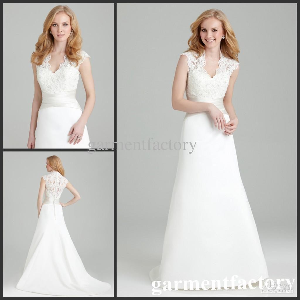 Victorian Vintage Wedding Dresses - Ocodea.com