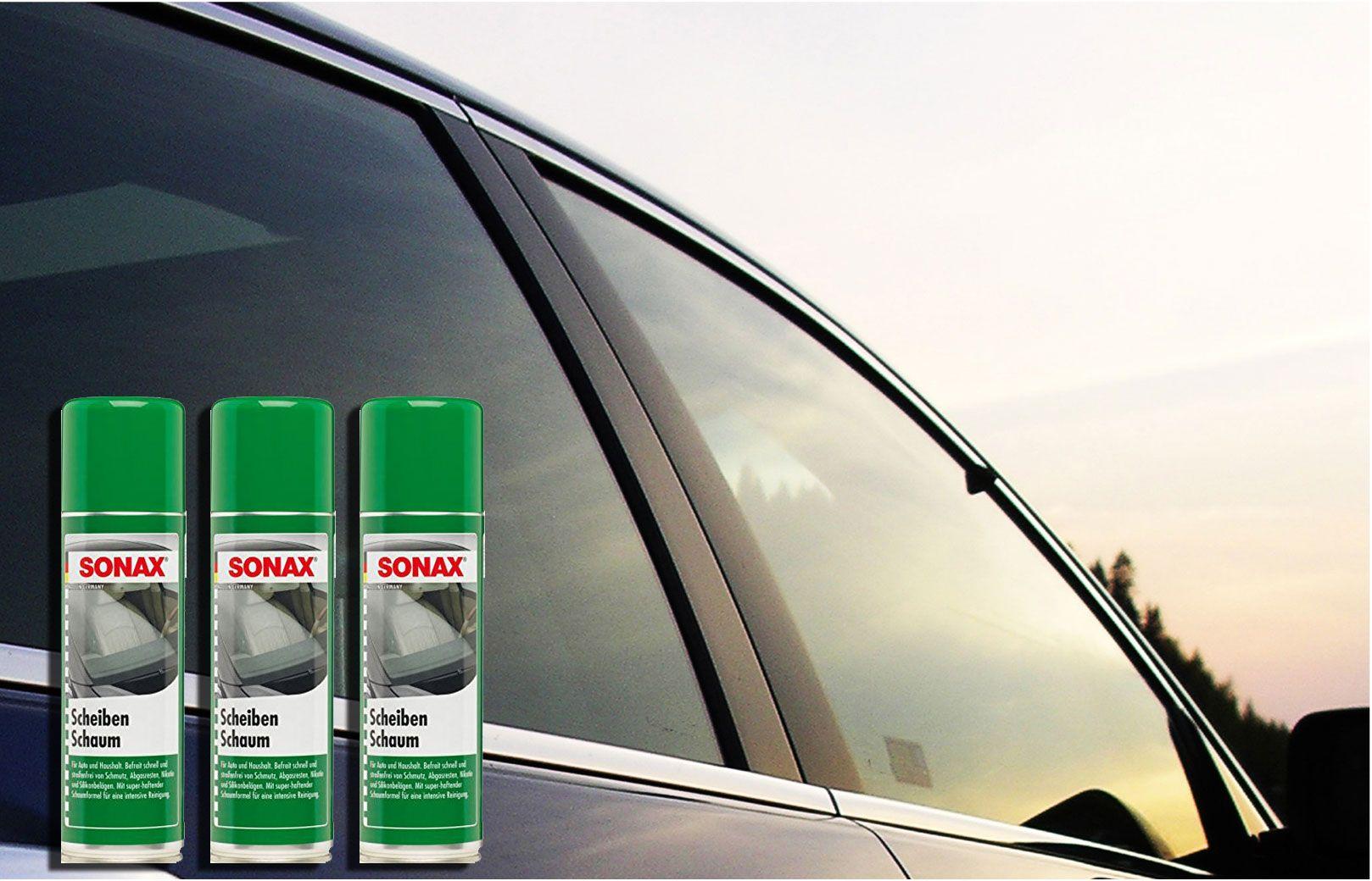 Nước rửa kính dạng bọt Sonax 374200