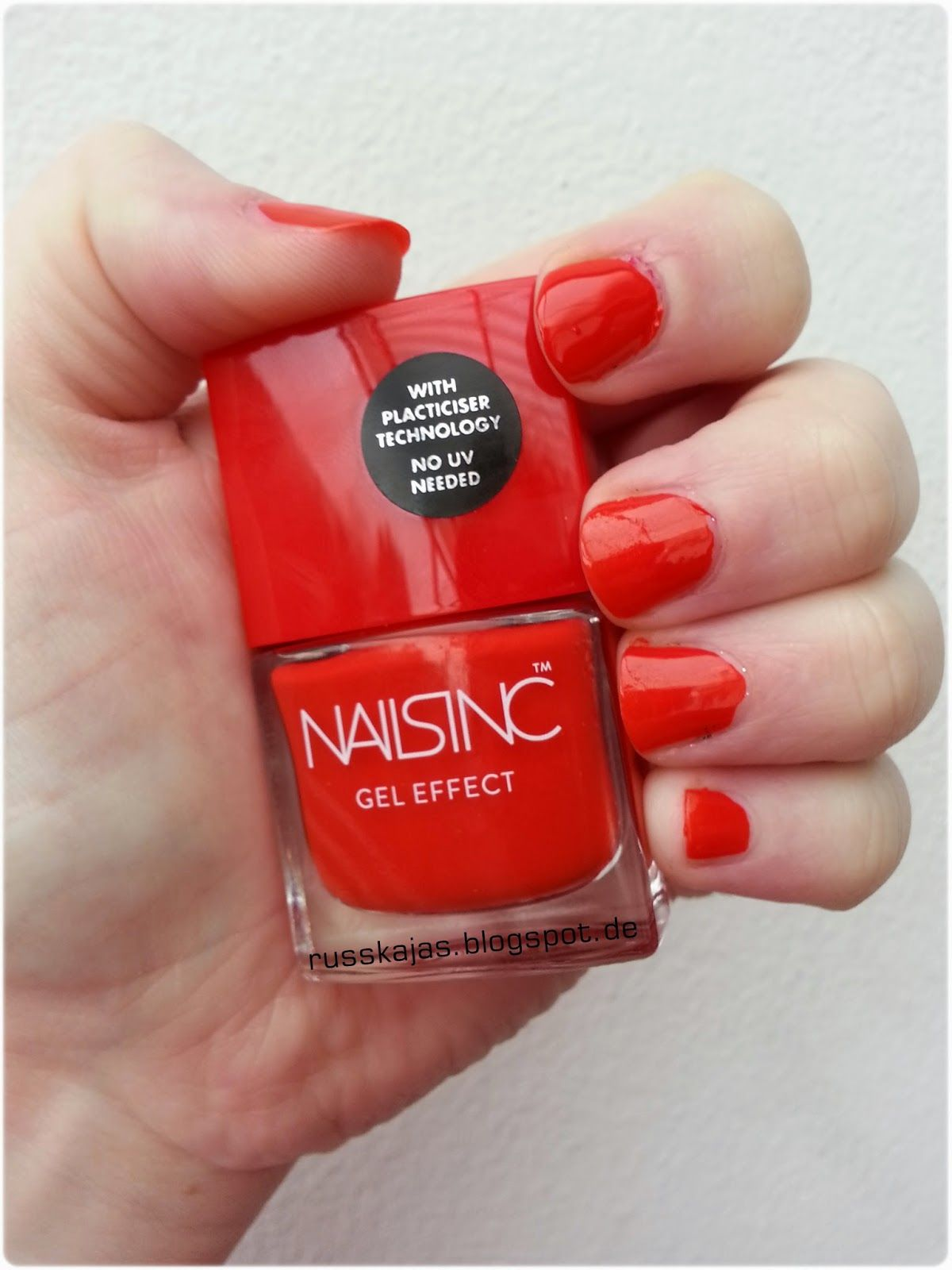 Nails inc gel nail colors and gel nail polish on pinterest - Notd Nails Inc West End