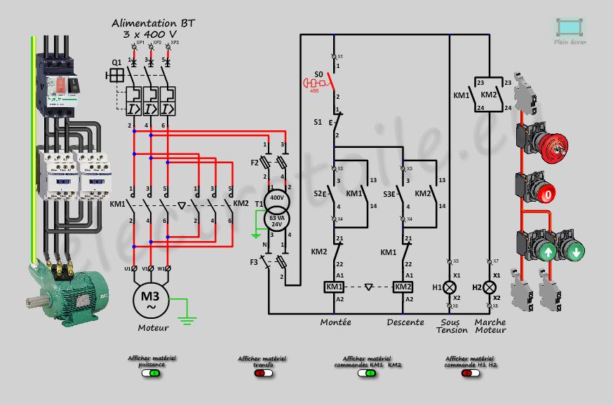 El U00e9trica Residencial Interruptores