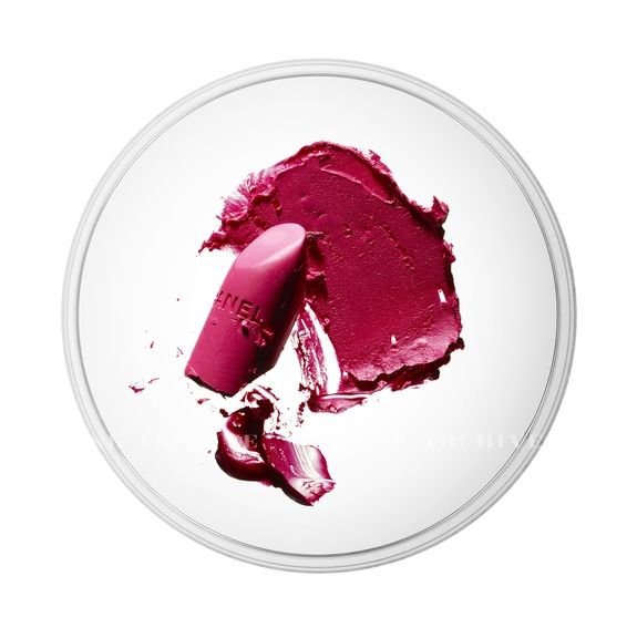 Photo of lipstick texture arrangement