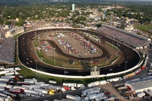 Knoxville Raceway People And Places Dirt Track Racing