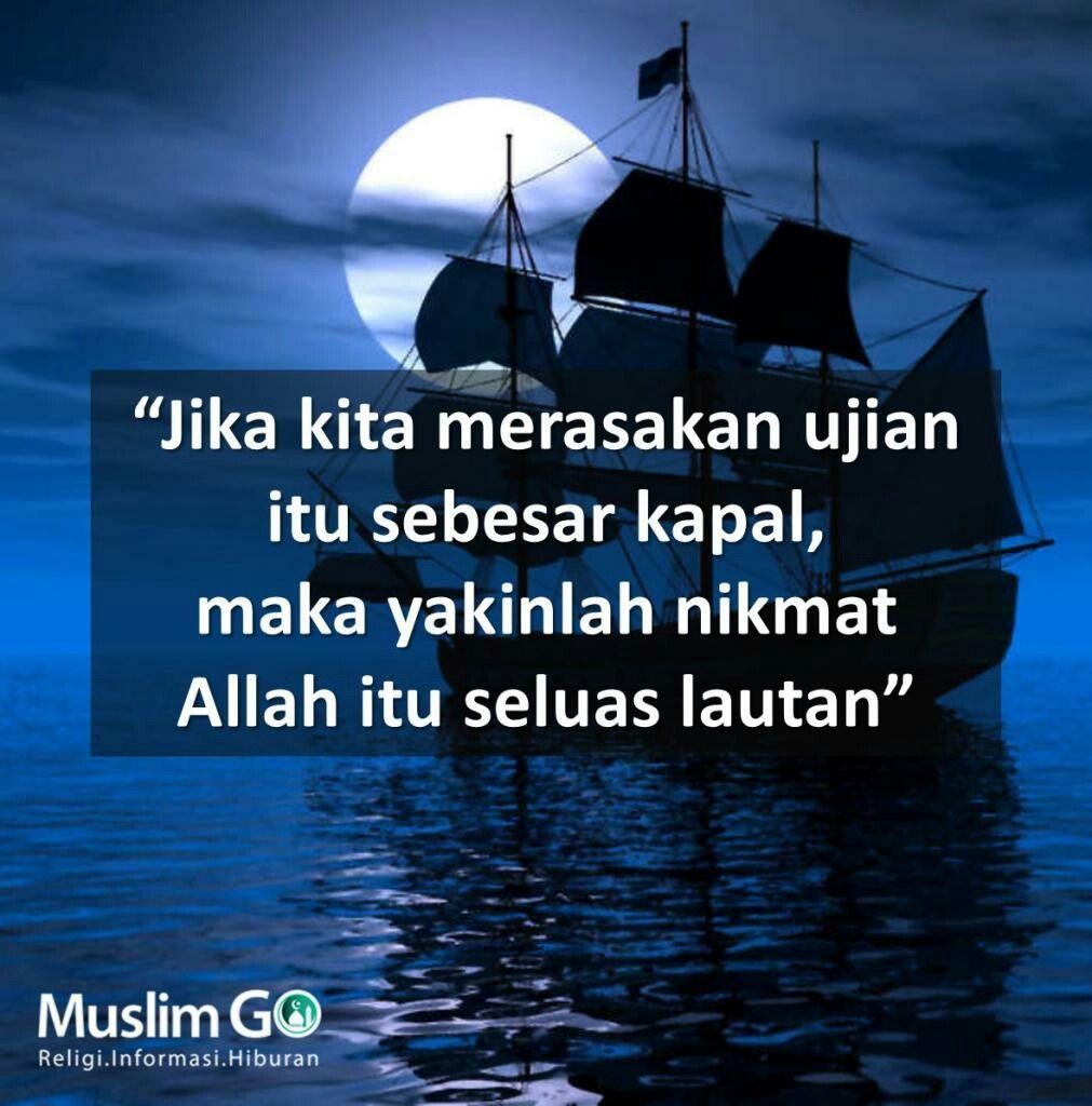 Muslim Muslim Kapal Lautan