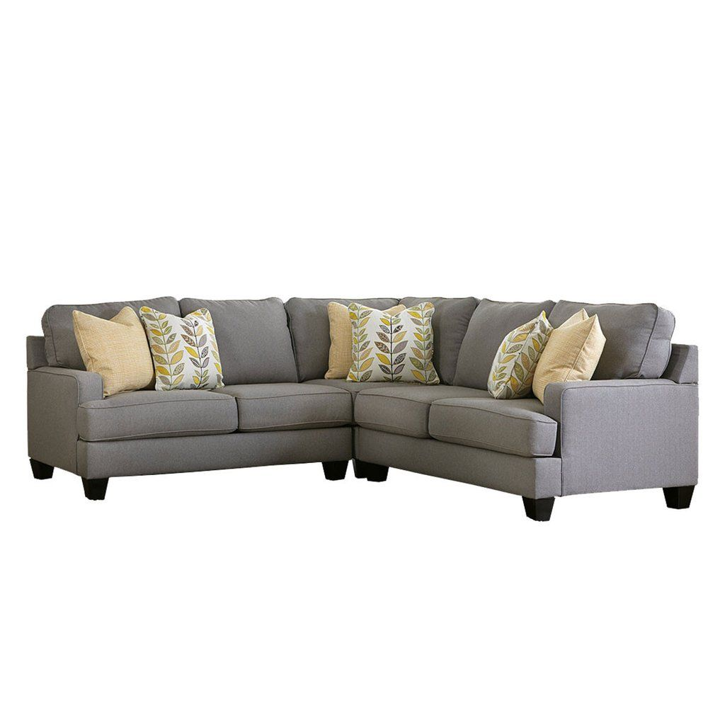 Chelsea 3 Piece Sectional Furniture Nyc Ashley Sofas