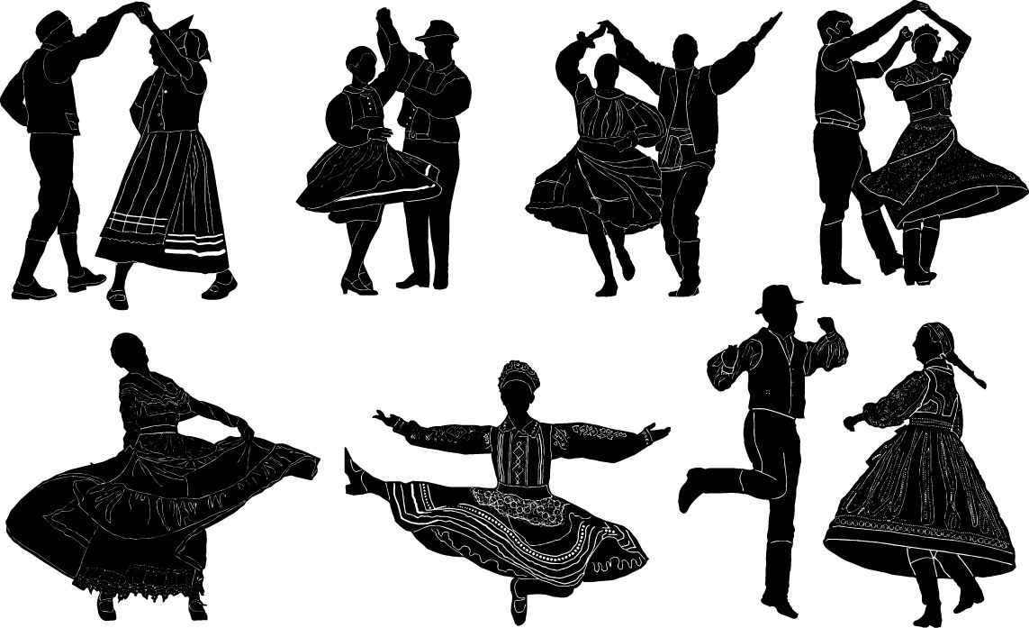 Indian Dance Clipart, Transparent PNG Clipart Images Free Download -  ClipartMax