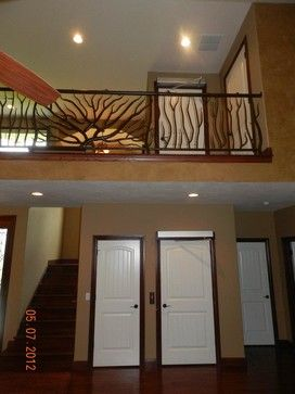 Fletcher   Traditional   Staircase   Oklahoma City   Country Home Elevator  U0026 Stair Lift