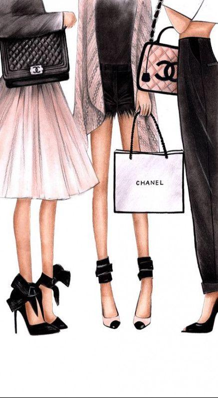 23 trendy fashion ilustration drawing beautiful #fashion #drawing