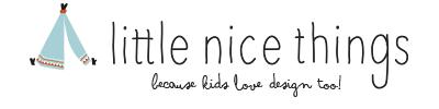 LittleNiceThings | Little Nice Things, decoración para niños